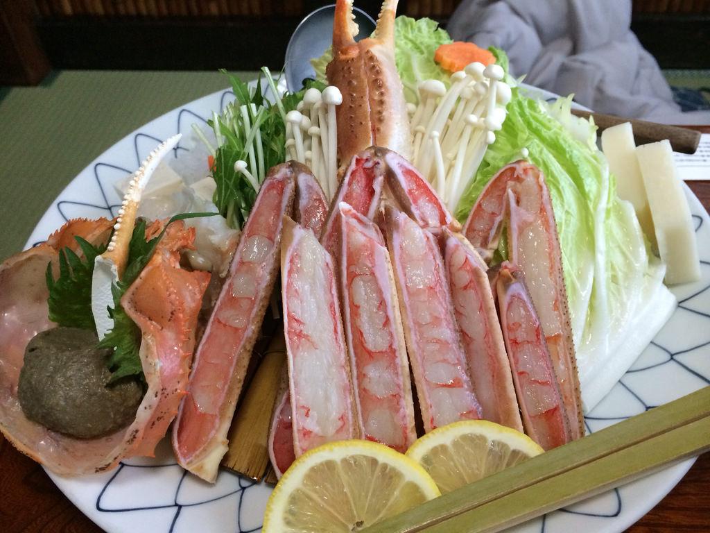 螃蟹本家 札幌站前店