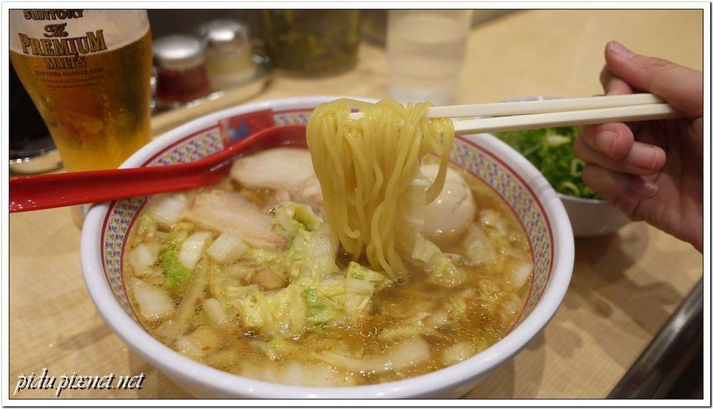 涉谷 神座拉麵