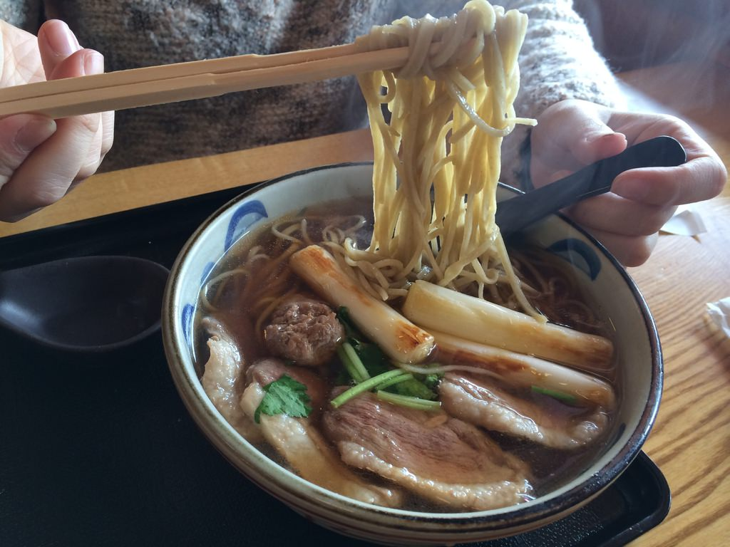 二世谷 Teuchi-Soba 鴨肉蕎麥麵