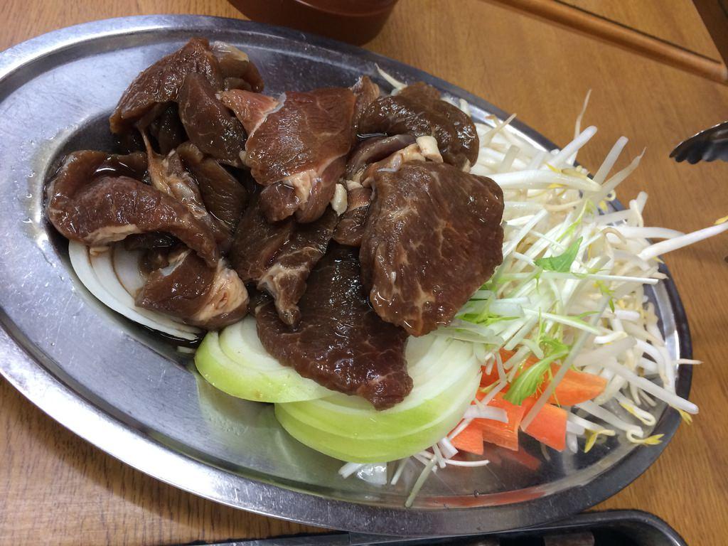 松尾ジンギスカン 小樽支店 成吉思汗烤肉